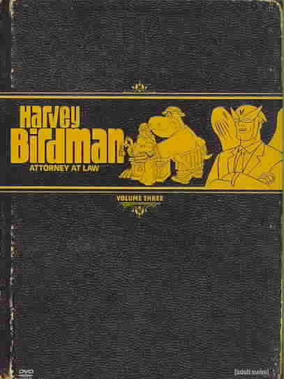 HARVEY BIRDMAN ATTORNEY AT LAW:VOL 3 BY HARVEY BIRDMAN,ATTO (DVD)